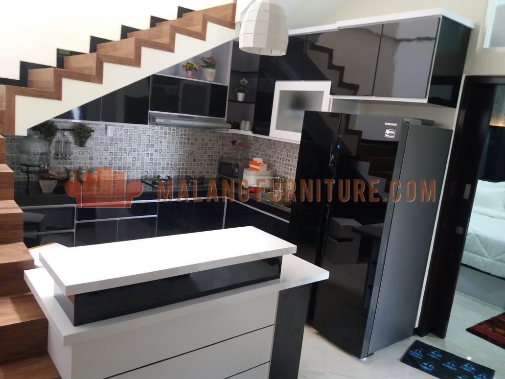 Pengerjaan Interior dan Furniture Rumah Bapak Alfan – Kota Malang