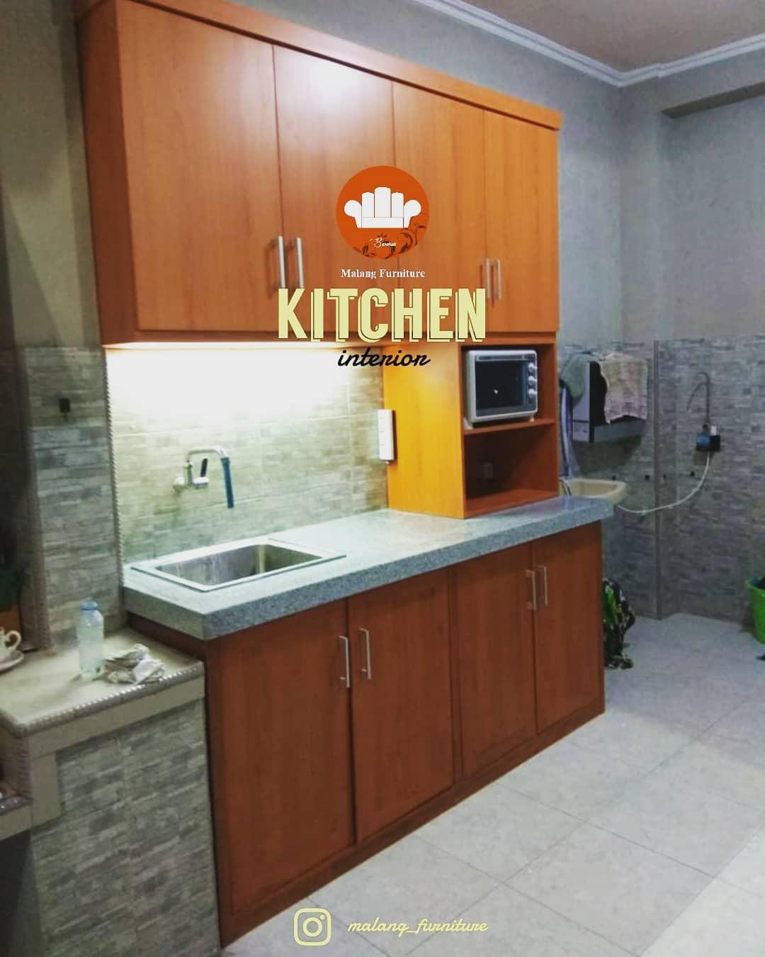 Kitchenset Bapak Rozikin